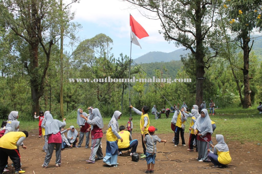 outbound di malang